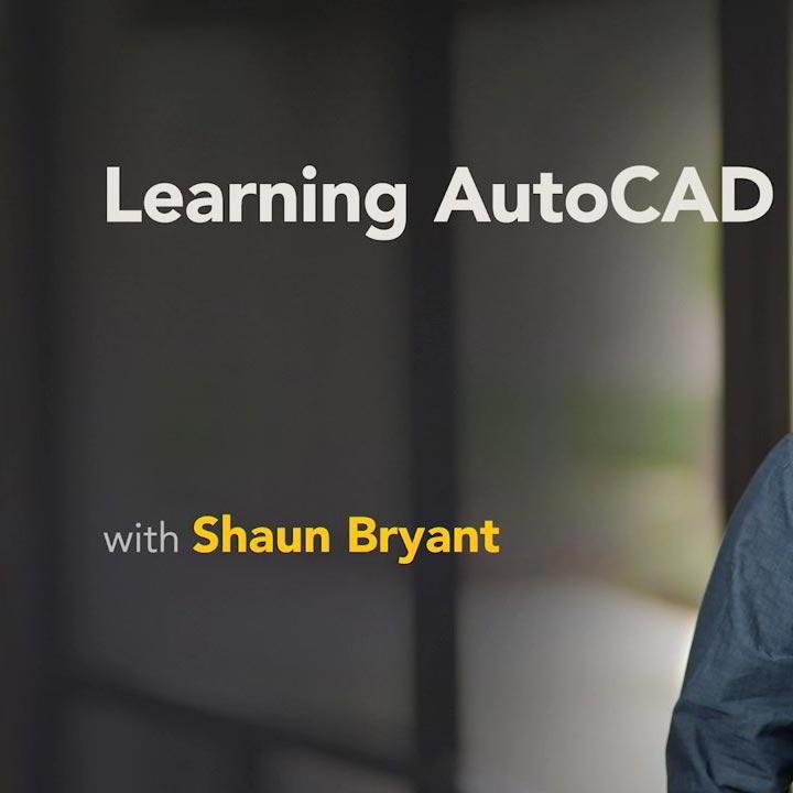 Lynda - linkedin Learning AutoCAD 2021 free download