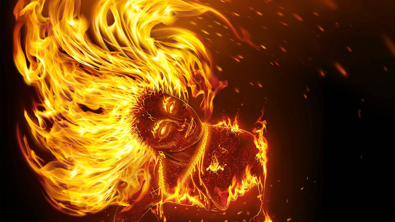 Playing with Fire Through Photo Manipulation free download