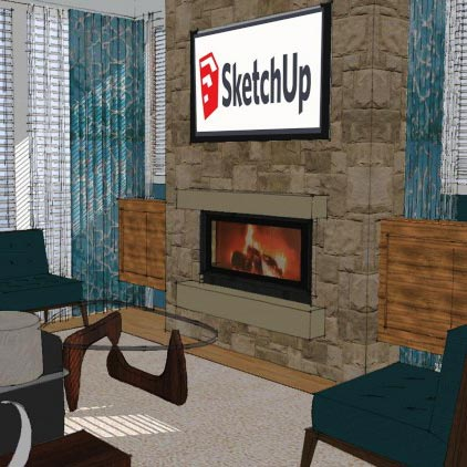 SketchUp BootCamp: Creating Interiors with SketchUp | Udemy free download