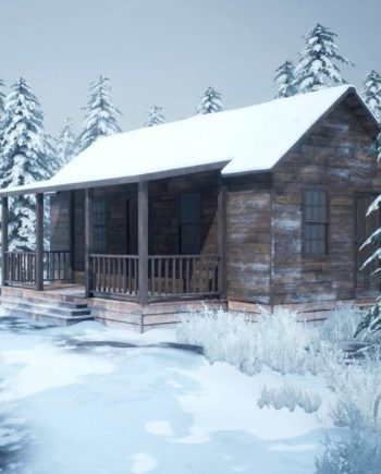 Udemy - Realistic Snowy Game Environment Creation free download