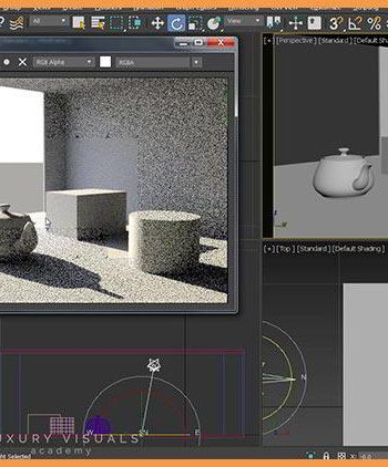 Udemy – Introduction To Vray in 3ds Max : The Quickest Way free download