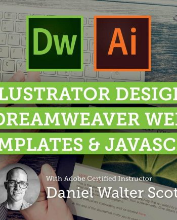 Skillshare – Adobe Dreamweaver CC Web Design from Adobe Illustrator Mockups Free download