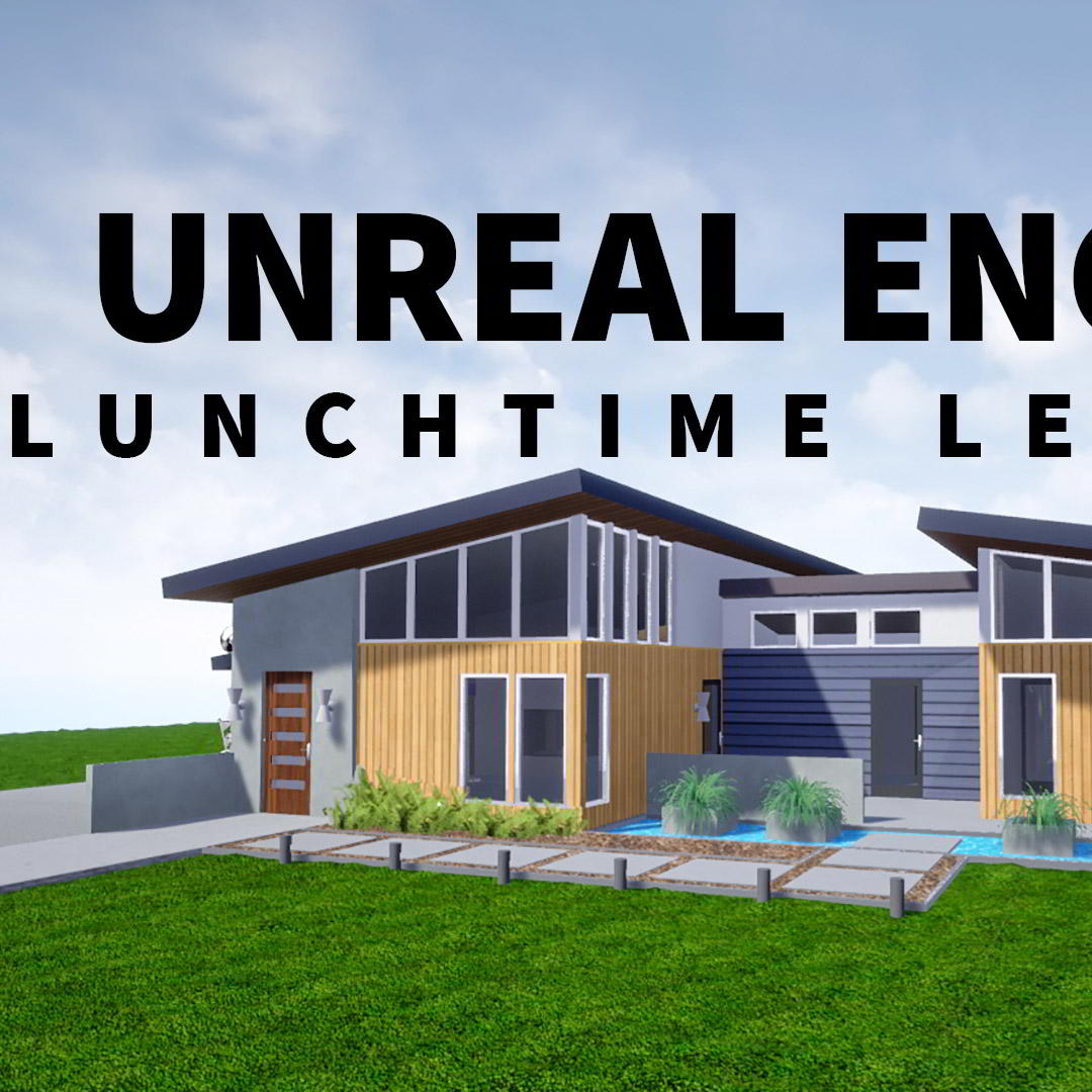 Photo of Unreal Engine: Lunchtime Lessons