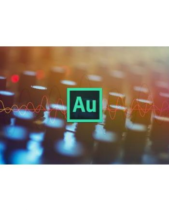 Udemy – Adobe Audition CC Audio Production Course Basics to Expert free download