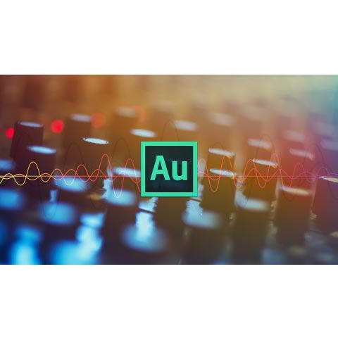 Photo of Adobe Audition CC Audio Production Course Basics to Expert