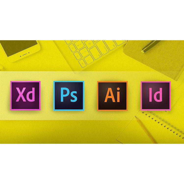 Udemy - Adobe CC Masterclass: Photoshop, Illustrator, XD & InDesign Free download
