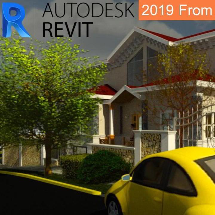 Skillshare – Autodesk Revit 2019 From Beginner to Professional Free download