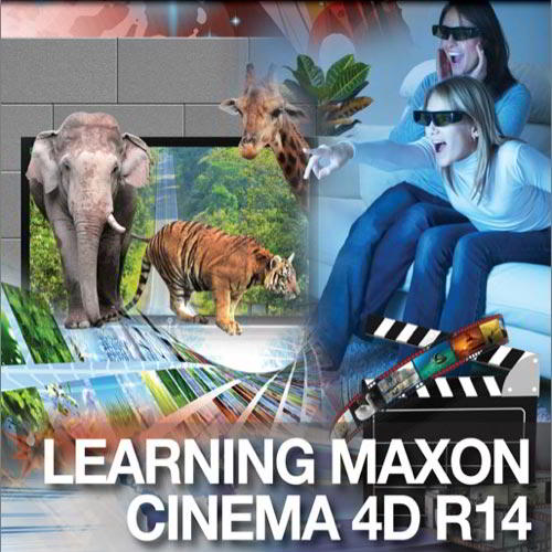 Photo of Learning Maxon Cinema 4D R14