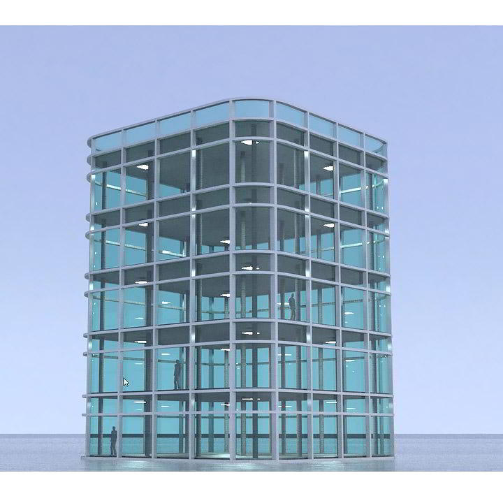 Photo of Rhino 3D Grasshopper Architectural Tower Structure full tutorial