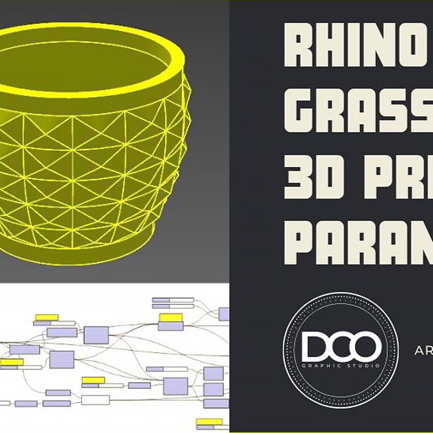 Skillshare – Rhino Grasshopper 3D Print Ready Parametric Cup Free download