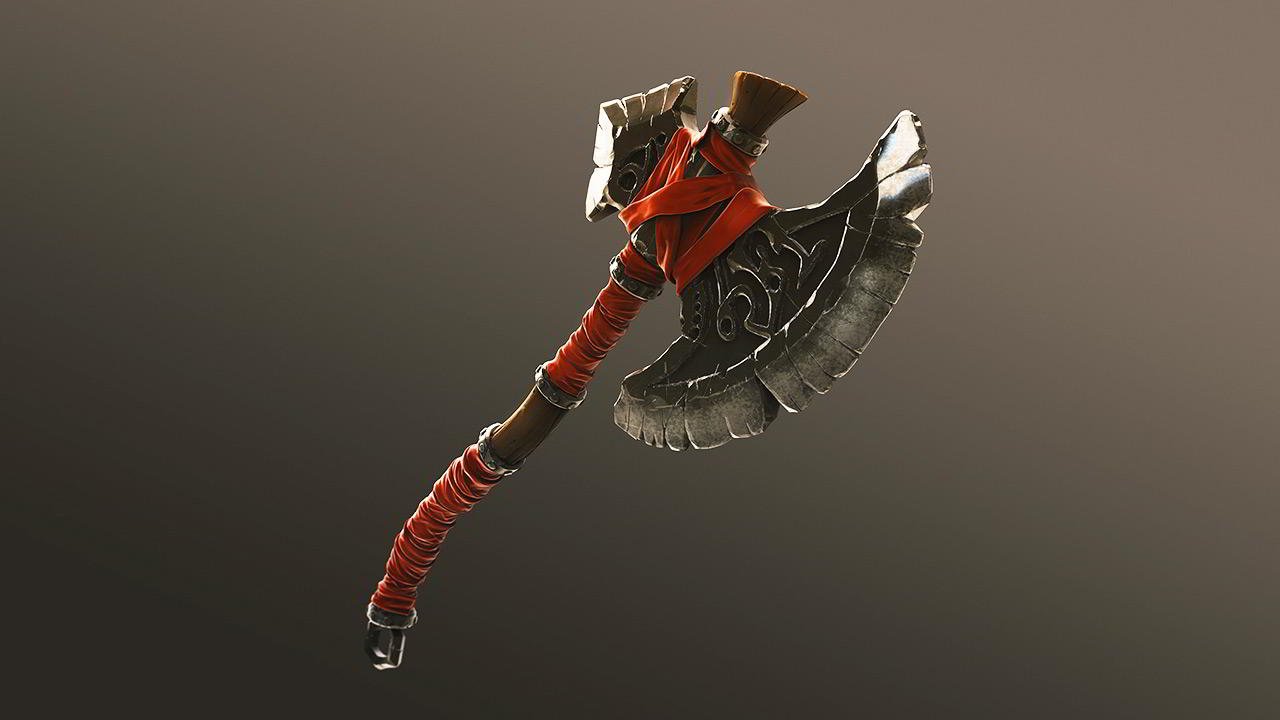 Sculpting a Stylized Axe in ZBrush free download