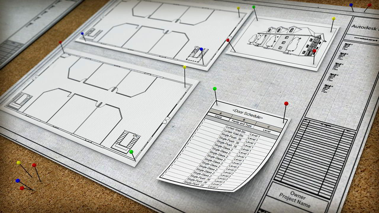 Working with Sheets in Revit free download