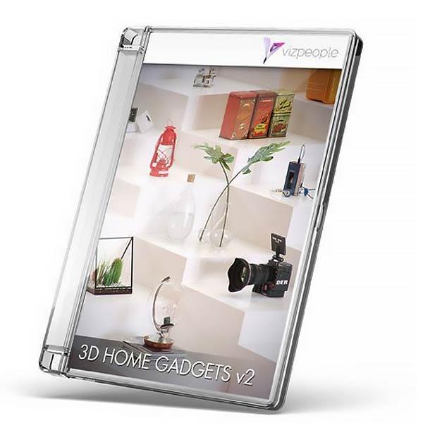 Viz-People – 3D Home Gadgets v2 free download