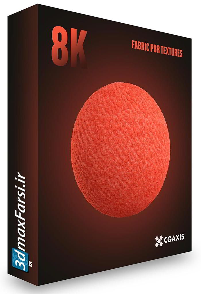 CGAxis PBR Textures Volume 14 - Fabrics