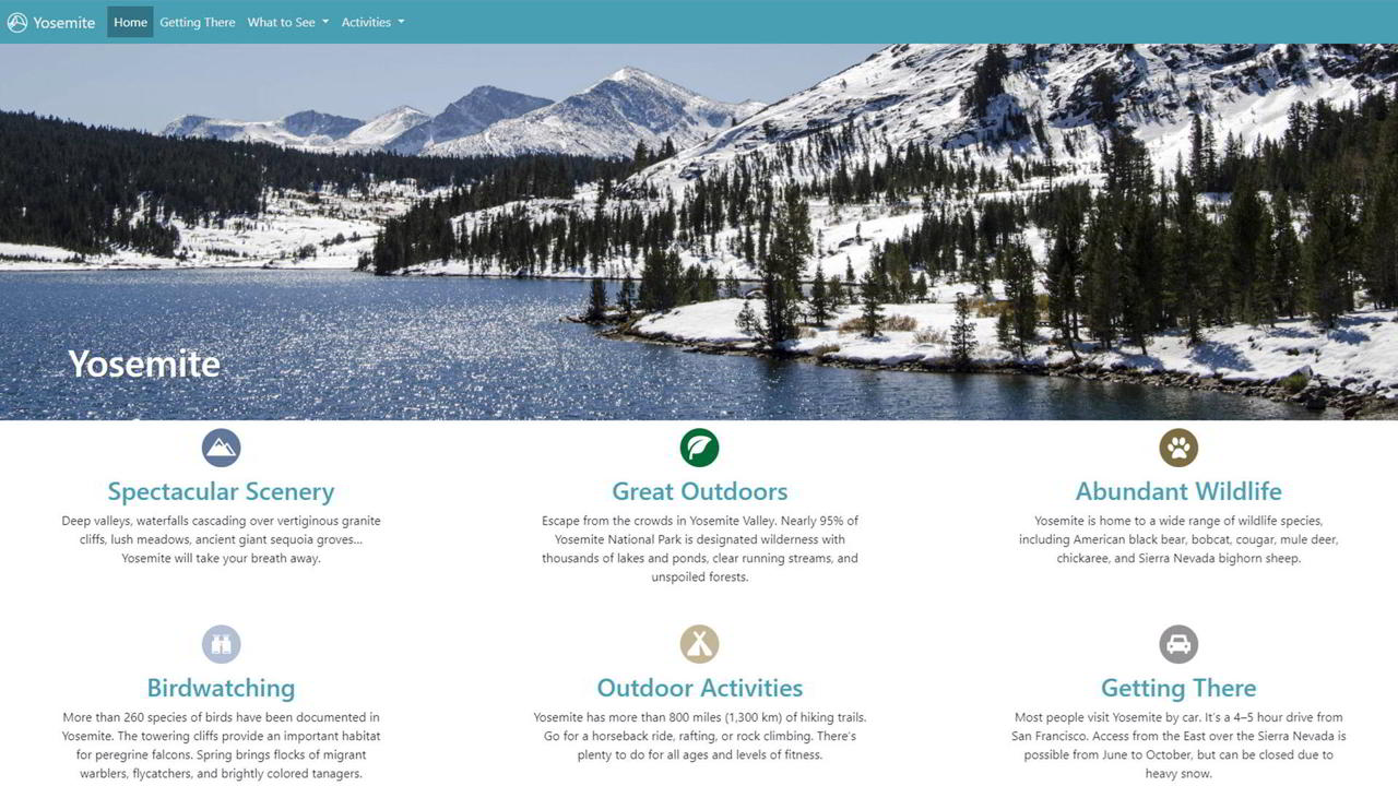 Dreamweaver CC: Responsive Design with Bootstrap 4 free download