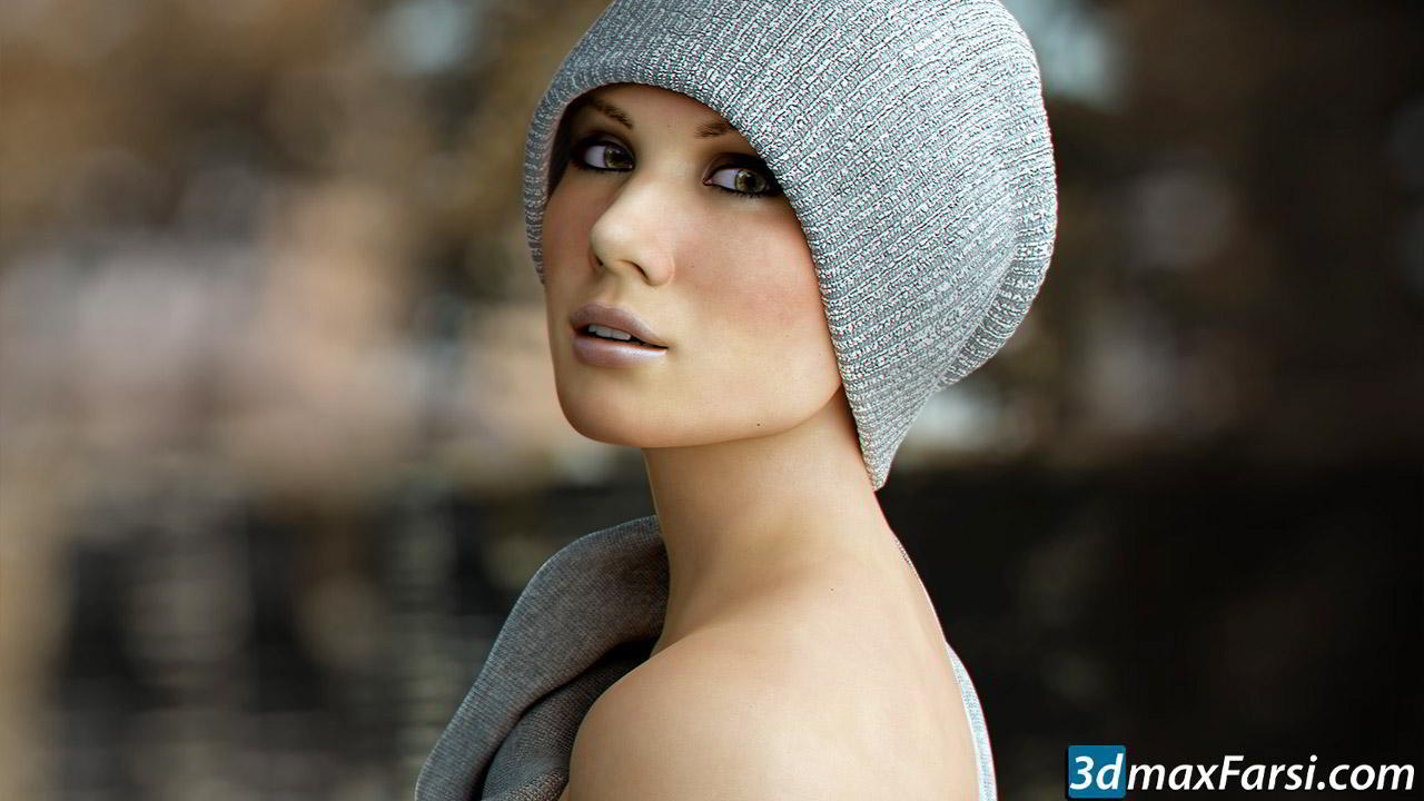Rendering a Photorealistic Female in 3ds Max free download