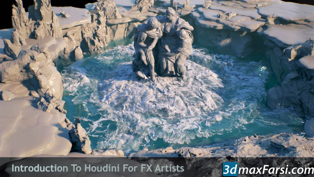 REBELWAY – Intro to Houdini FX free download
