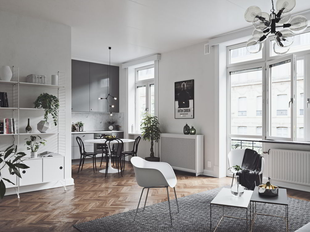 Scandinavian Interior - Complete tutorial free download