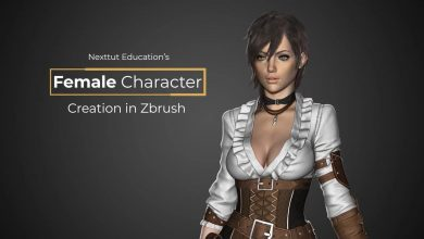 Udemy – Female Character Creation in Zbrush free download