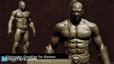 Udemy – Character Creation for Games Vol. 1: Sculpting in Zbrush free download