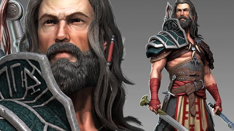 Udemy – Male Character Creation in Zbrush free download