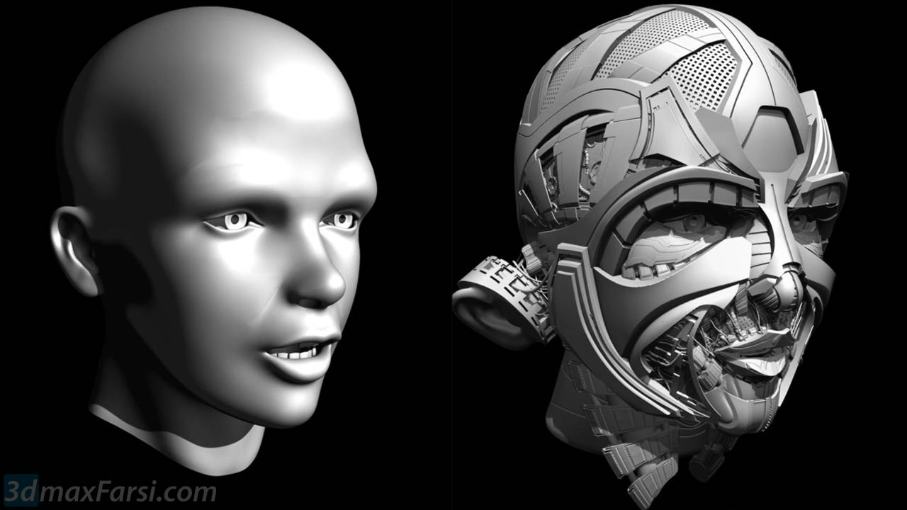 Udemy – NEW! ZBRUSH Hard Surface Techniques and Workflows All Levels free download