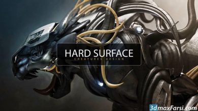 Photo of Hard Surface Creature Creation in Zbrush
