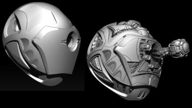 Photo of Zbrush: Hard Surface Sculpting for All Levels!