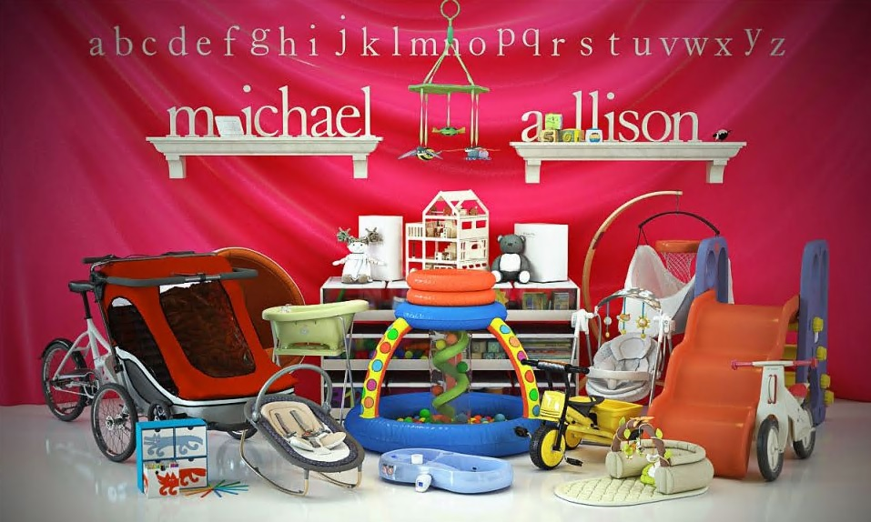 Evermotion - Archmodels Vol 119 free download child toys equipment