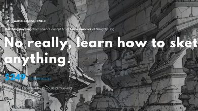 Learn Squared – Sketching Anything with Aaron Limonick free download
