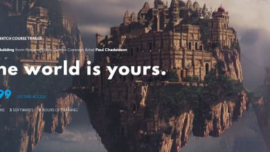 Learn Squared – World Building with Paul Chadeisson free download