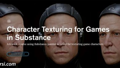 CGMaster Academy – Character Texturing for Games in Substance free download