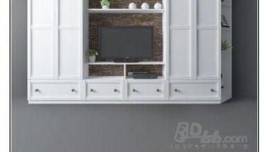 3darcshop – TV & Media Furniture 01-114 free download