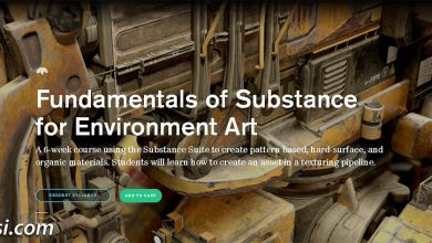 CGMaster Academy – Intro to Substance for Environment Art free download