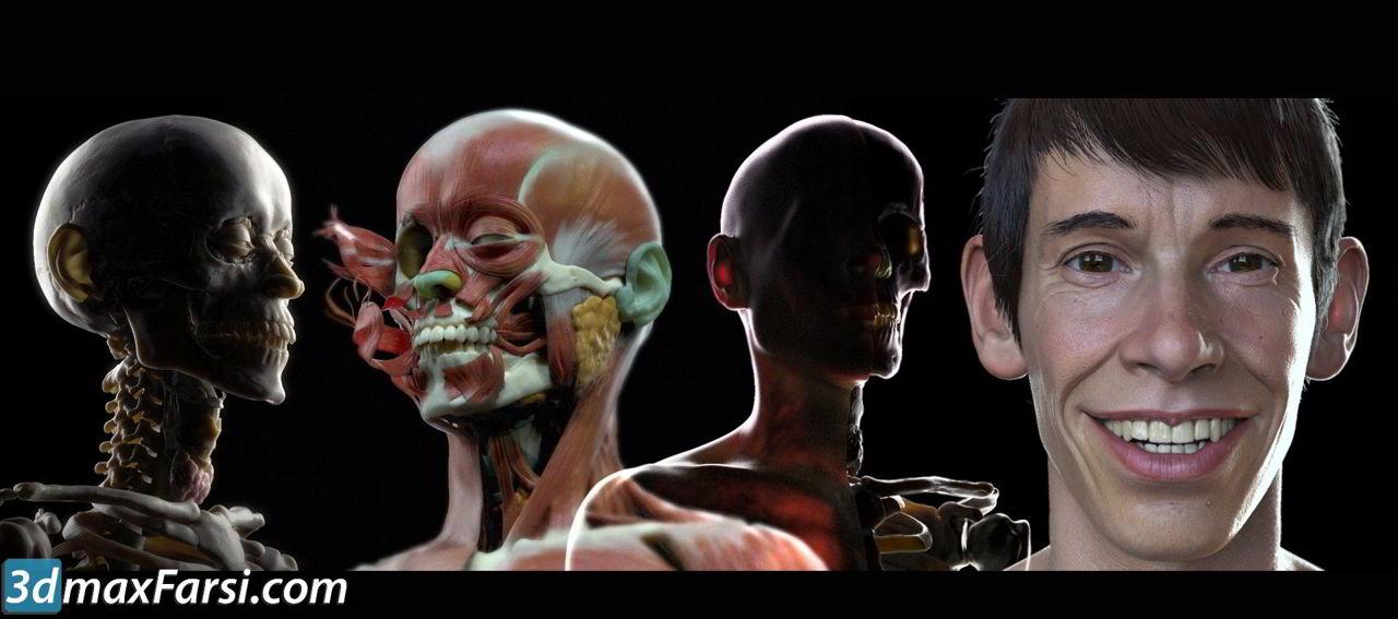 CG Master Academy – Character Facial Sculpting free download