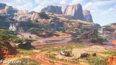 CG Master Academy – Organic World Building in UE4 free download