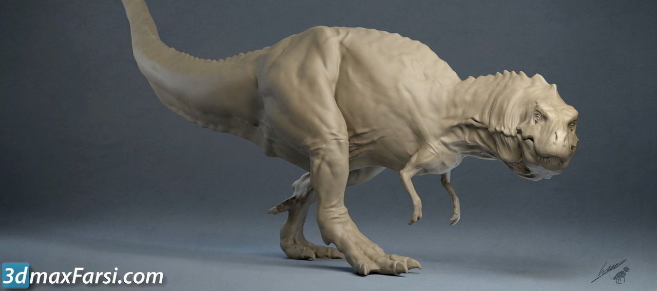 CGMaster Academy – Sculpting Anatomy from Animal to Creature free download