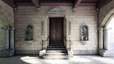 Evermotion – Archmodels vol. 079 : architectural ornaments free download