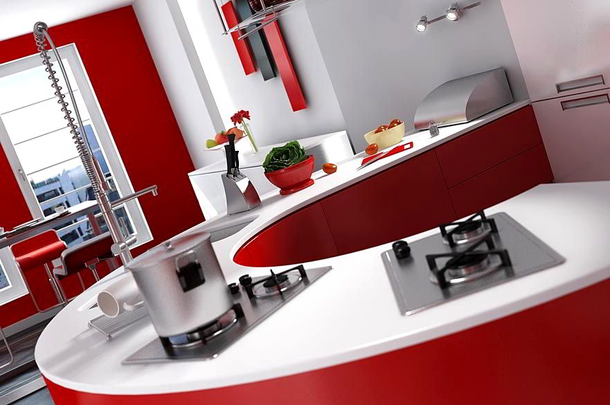 Evermotion – Archmodels vol. 10 : kitchen free download