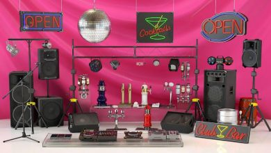 Evermotion – Archmodels vol. 104 : night clubs equipment free download