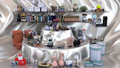 Evermotion – Archmodels Vol 120 : home gadgets sets free download