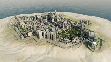 Evermotion – Archmodels Vol. 133 : 3d city parts free download