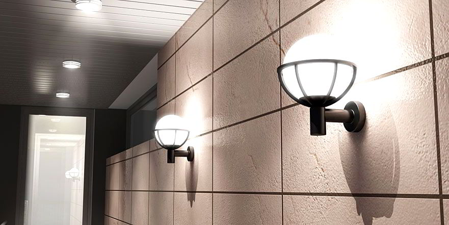 Evermotion – Archmodels vol. 14 : External lamps free download