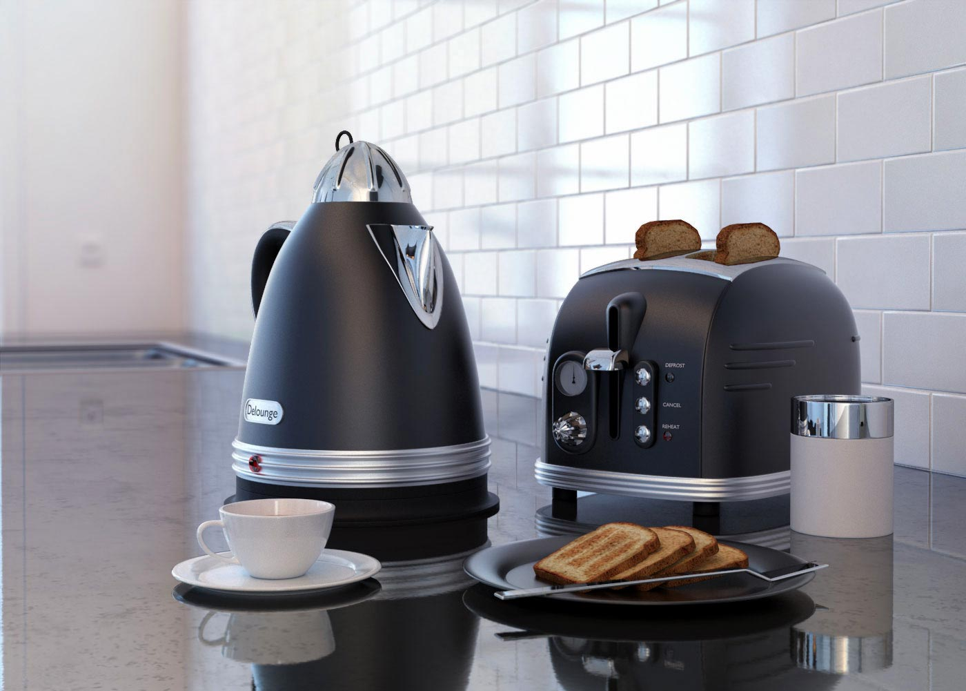 Archmodels Vol. 145 : kitchen appliances