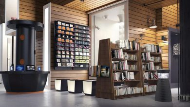 Evermotion – Archmodels Vol. 161 : store fixtures models free download
