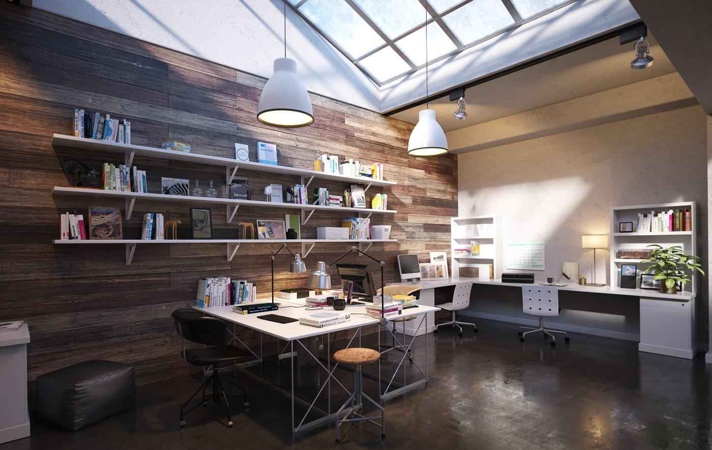 Evermotion – Archmodels Vol. 185 : sets of office desks free download