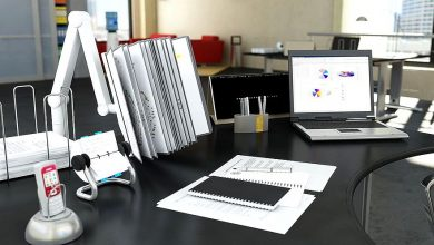Evermotion – Archmodels vol. 20 : office gadget free download