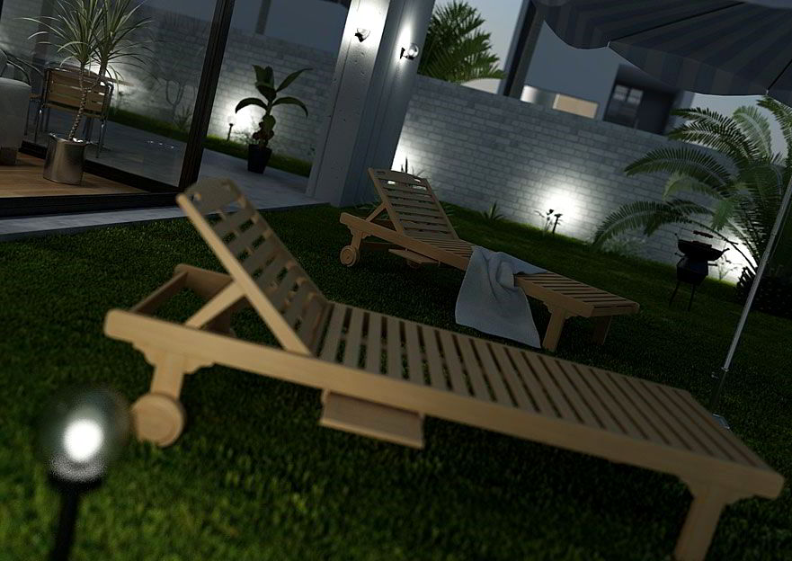 Evermotion – Archmodels vol. 22: grills, benches, chairs or lawnmowers download Free download