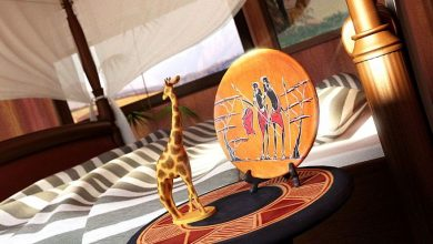 Evermotion – Archmodels vol. 32 : African decoration free download
