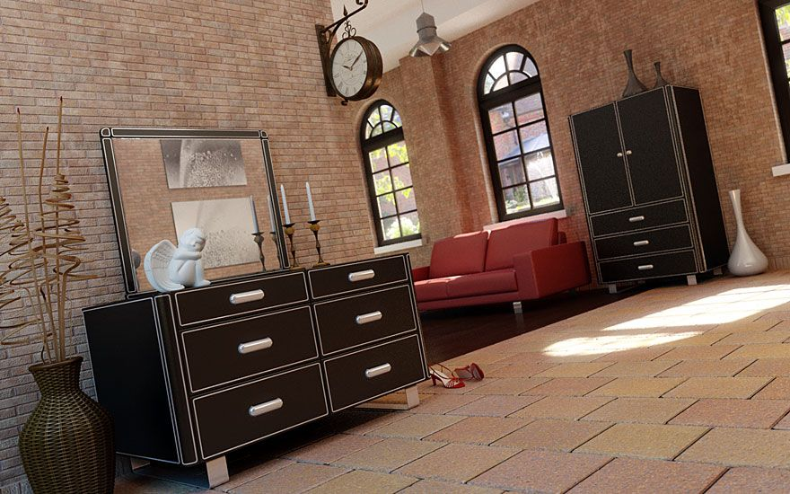 Evermotion – Archmodels vol. 39 : 3d models of furniture free download